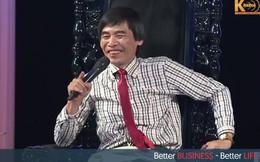 """Tiến sĩ Lê Thẩm Dương: """"Nói đam mê tạo ra thành công là nói bậy. Thành công mới tạo ra đam mê"""""""