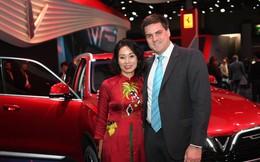 """Nữ tướng VinFast: """"365 ngày tới sẽ còn phải cố gắng nhiều để hiện thực hóa giấc mơ ô tô Việt"""""""