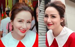 """Tuyên bố """"không phải hoa silicon"""" nhưng gương mặt Hoa hậu Diễm Hương thay đổi khác lạ"""