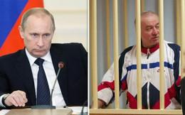 """Ông Putin mắng điệp viên hai mang Skripal là """"kẻ phản bội bẩn thỉu"""", người nghe vỗ tay hưởng ứng"""