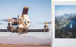 """Góc sáng tạo: Kết hợp máy ảnh """"mì ăn liền"""" Fujifilm Instax cùng Drone, ảnh ra chất không tưởng"""