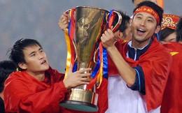 Trung vệ Vũ Như Thành: Chưa vô địch AFF Cup lần 2, bóng đá VN không thể nói đã phát triển
