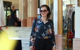 NSND Lê Khanh tái xuất màn ảnh sau 10 năm, làm vợ danh hài Hoàng Sơn
