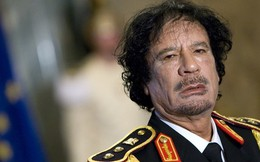 Hàng tỉ USD biến mất khỏi các tài khoản đóng băng của cựu lãnh đạo Libya Gaddafi