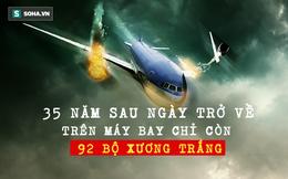 """Sự thật về chiếc máy bay mất tích """"trở về với 92 bộ xương"""""""