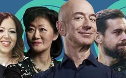 Top 10 người giàu nhất nước Mỹ nắm tài sản gần 730 tỷ USD