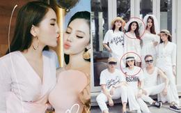 """Hoa hậu Kỳ Duyên và Jolie Nguyễn thân thiết thế nào trước khi tuyên bố """"cạch mặt""""?"""