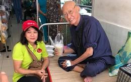 Xót xa với hình ảnh gầy gò của nghệ sĩ Lê Bình sau khi điều trị ung thư