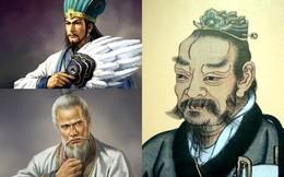 5 danh thần lỗi lạc nhất Trung Hoa: Gia Cát Lượng vẫn đứng sau 2  nhân vật này