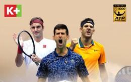 ATP 1000: Thượng Hải Masters – Cuộc so kè giữa Federer và Djokovic