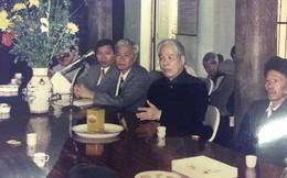 Những hình ảnh in dấu cố Tổng Bí thư Đỗ Mười tại quê nhà Đông Mỹ