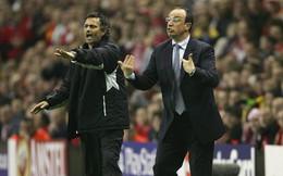 Mourinho – Benitez: Hai diva hết thời tranh nhau… hát lót