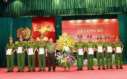 Trung tướng Trần Văn Vệ làm chánh văn phòng cơ quan CSĐT