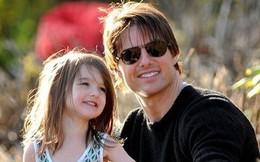 Dù bị chỉ trích là người bố tồi, Tom Cruise vẫn quyết không gặp con gái