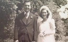 Cặp vợ chồng chung sống hạnh phúc với nhau 75 năm, thời điểm họ nhắm mắt xuôi tay càng chứng minh định mệnh là có thật