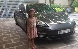 """""""Cậu ấm, cô chiêu"""" của sao Việt: Sống trong biệt thự triệu đô, được tặng xe hơi mừng sinh nhật"""
