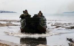 Nhật Bản lần đầu triển khai xe thiết giáp ra nước ngoài sau Thế chiến II
