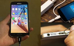 Điện thoại không thể sạc hoặc sạc pin quá chậm - khắc phục thế nào?