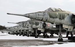 Kinh ngạc trước số lượng chiến đấu cơ trong tình trạng lưu trữ của Nga