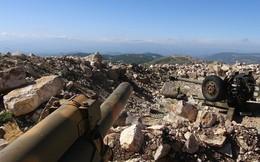 Quân đội Syria trút bão lửa lên đầu phiến quân tại Latakia