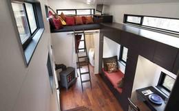 Khám phá ngôi nhà nhỏ có thể di chuyển đi bất cứ đâu trị giá hơn 750 triệu đồng thu hút người xem ngay từ cái nhìn đầu tiên