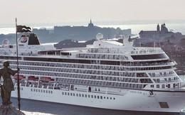 Ngắm nhìn Viking Sun - Siêu du thuyền có hành trình dài nhất thế giới: Ghé thăm 113 cảng tại 59 quốc gia