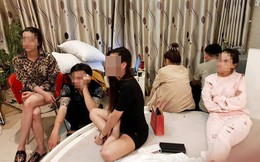 Dân chơi từ Sài Gòn xuống Vũng Tàu thuê nhà nghỉ để phê ma tuý