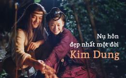 Tình nhân Lệnh Hồ Xung và nụ hôn đẹp nhất một đời Kim Dung!