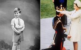 """Những bức ảnh """"hiếm có khó tìm"""" kể lại hành trình 70 năm cuộc đời Thái tử Charles, vị vua tương lai của nước Anh"""
