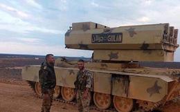 Pháo phản lực khủng khiếp nhất thế giới của Syria tiếp tục trút bão lửa lên đầu phiến quân