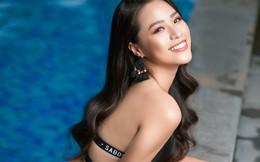 Vẻ gợi cảm của người đẹp sinh năm 2000 gây tiếc nuối nhất Hoa hậu Việt Nam 2018
