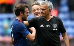 """""""Món quà của David Moyes"""" sẽ giúp Mourinho đánh bại Man City?"""