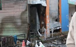 Tạm giữ kẻ phóng hỏa đốt cửa hàng hoa khiến 2 thiếu nữ tử vong
