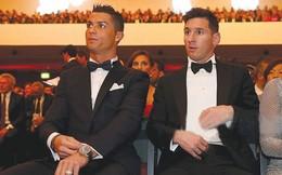 """Messi và Ronaldo bị """"đá"""" khỏi top 3 Quả bóng vàng 2018 sau 1 thập kỷ thống trị"""