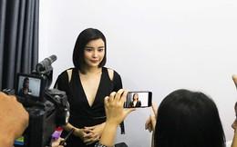 Clip: Cao Thái Hà thẳng thừng từ chối nói về người yêu cũ