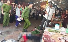 Lời kể nhân chứng trong vụ nổ súng bắn cô gái bán đậu tử vong giữa chợ
