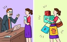 [Photo Story] - Bộ tranh lý giải tại sao bạn thường xuyên hết tiền, ai tiêu tiền cũng nhất định phải xem