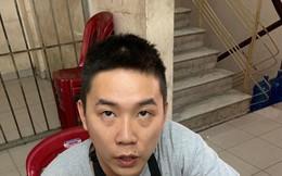 Phạt nam du khách Đài Loan vẽ bậy ở khu phố Tây 1,5 triệu đồng