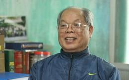 Cháu làm phần mềm chuyển đổi 'tiếw Việt' tặng PGS Bùi Hiền: Chữ của ông tôi học rất nhanh