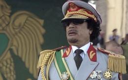Lần theo kho báu của ông Gaddafi
