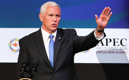 """Ông Pence """"đá xoáy"""" TQ, công bố sáng kiến đối trọng của Mỹ, hứa không dìm đối tác xuống biển nợ"""