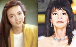 Nhan sắc mỹ nhân Hong Kong U60: Người mãi giữ được vẻ xuân xanh 20 đáng ngưỡng mộ, kẻ xuống sắc thảm hại vì hệ lụy dao kéo