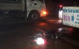 Tông vào đuôi xe tải đang dừng, một thanh niên tử vong tại chỗ