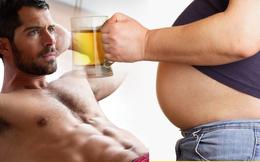 Nam giới vòng bụng càng to, vòng đời càng ngắn: 4 giải pháp giảm mỡ vòng 2 hiệu quả nhất