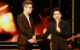 Sau cuộc đọ giọng khốc liệt, Trọng Tấn thừa nhận: Tôi không thể hát nốt cao như Bùi Anh Tuấn