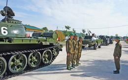 Chuyện ít người biết về các giáo viên dạy thực hành bắn trên xe tăng thiết giáp Việt Nam