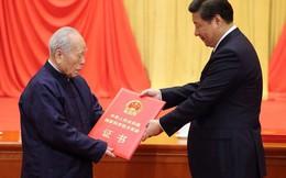 """""""Cha đẻ"""" bom nhiệt hạch, hạt nhân Trung Quốc qua đời ở tuổi 100"""