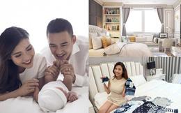 Cận cảnh căn hộ sang trọng mới tậu của vợ chồng tài tử Lương Thế Thành