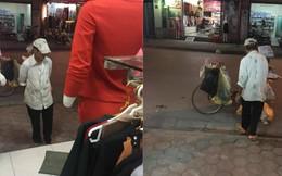 Lời hứa của người đàn ông nghèo trước shop thời trang và câu chuyện khiến ai cũng rưng rưng