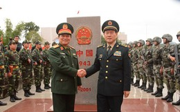 Giao lưu hữu nghị quốc phòng biên giới Việt-Trung lần thứ 5 chính thức bắt đầu